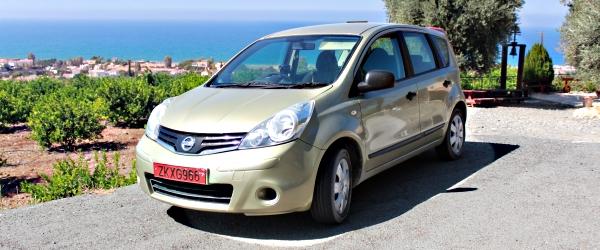 Отзывы об аренде авто на Кипре