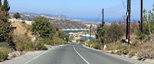 Маршруты по Кипру на машине
